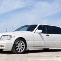 Автомобиль Mercedes-Benz S-class (Trasko)