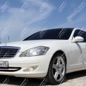 Автомобиль Mercedes-Benz S-class W221 long